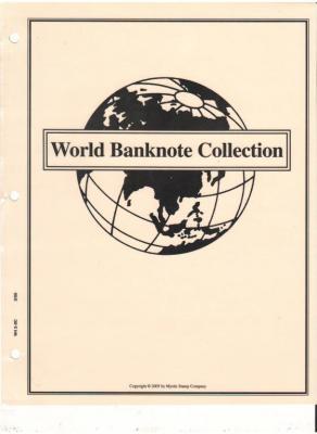 WORLD BANKNOTE COLLECTION. БЕЛОРУССИЯ. 3, 5, 10, 25, 50, 100 рублей 1992 и 1 рубль 2000. UNC. (350) 4.jpg