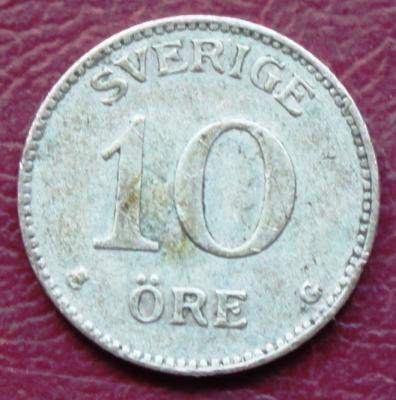 Швеция 10 Эре 1929 120р 1.JPG