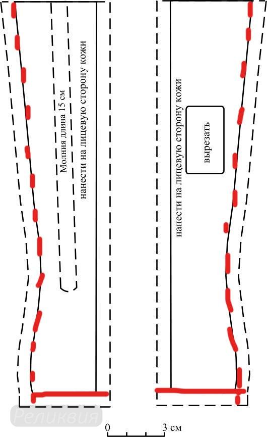 Чехлы на металлоискатели выкройки