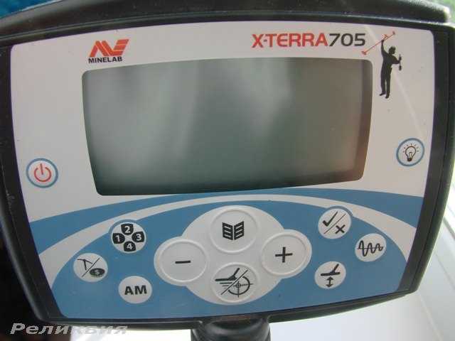 Minelab x-terra 705 б\\у - металлоискатели - форум портала кл.