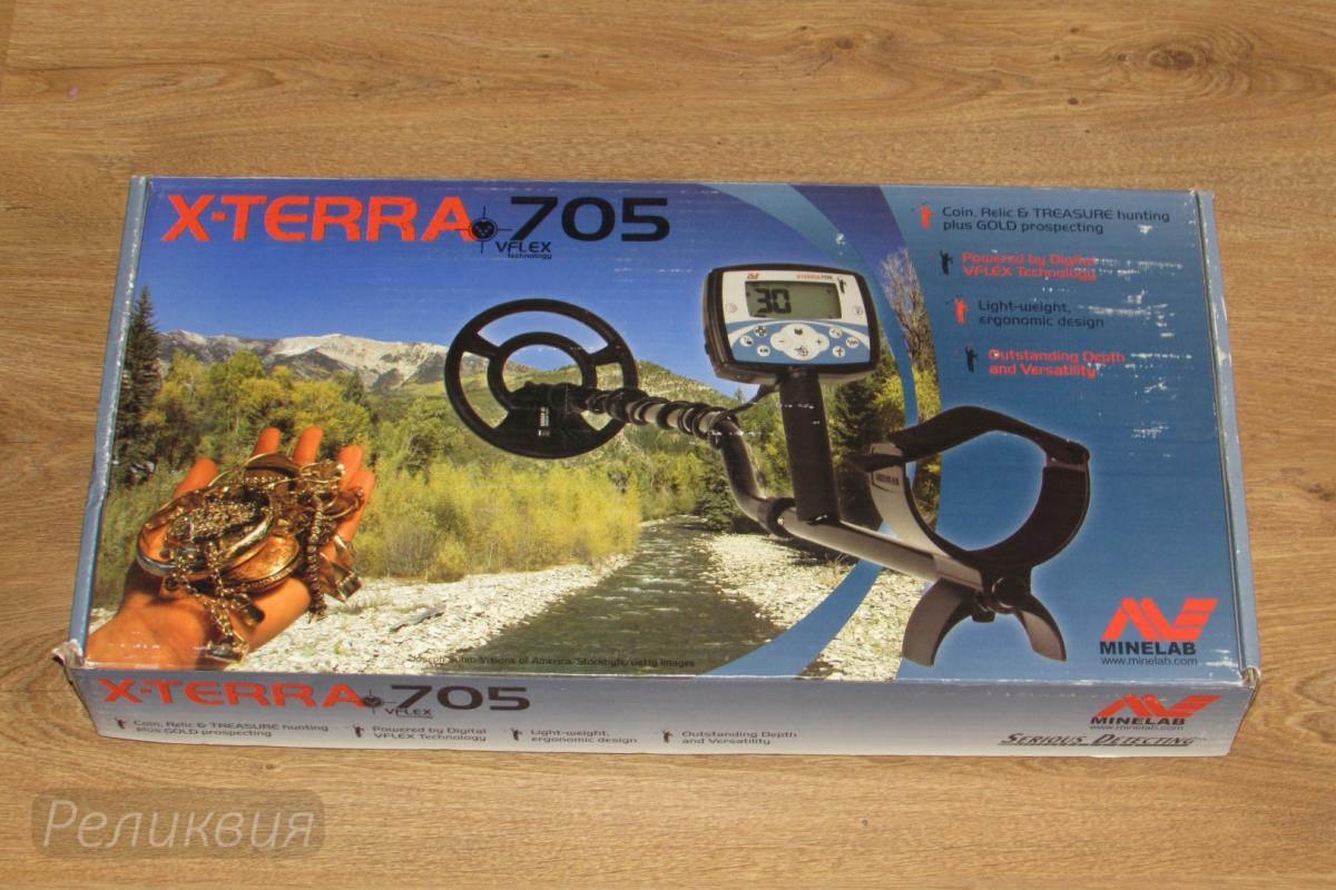 Продам minelab x-terra 705 - куплю - продам - форум кладоиск.