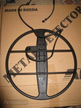 Продаю сигнум sft 7270 + 15dd катушка - металлоискатели - фо.