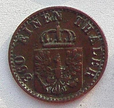 IMG02760выст Германия 1 пфен 1868 В Пруссия.jpg